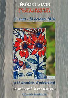 Expo Jérome Galvin Fleuriste